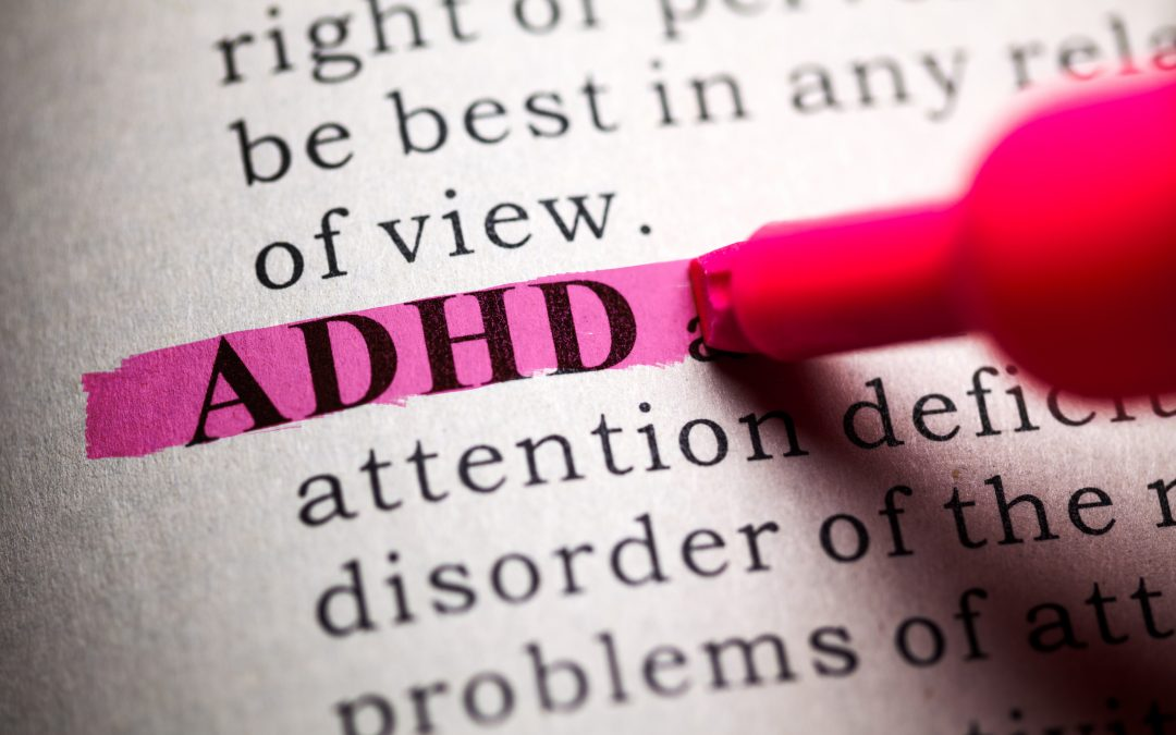 Managing Your ADHD at Work