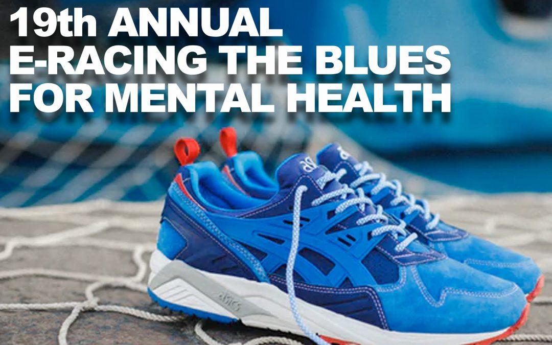 E-Racing the Blues Walk for Mental Health