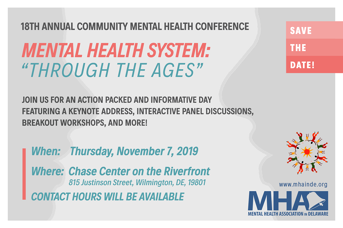 Community Mental Health Conference, 2019 – Mental Health Association