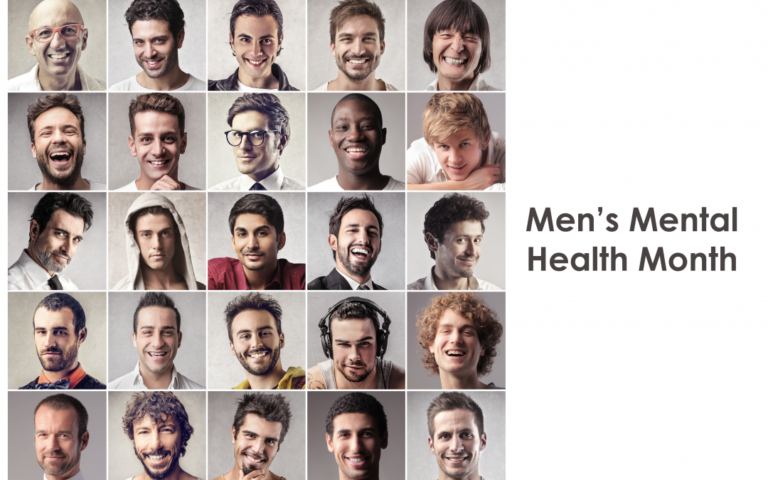 Mental Health and the Men Who Take Care Of It