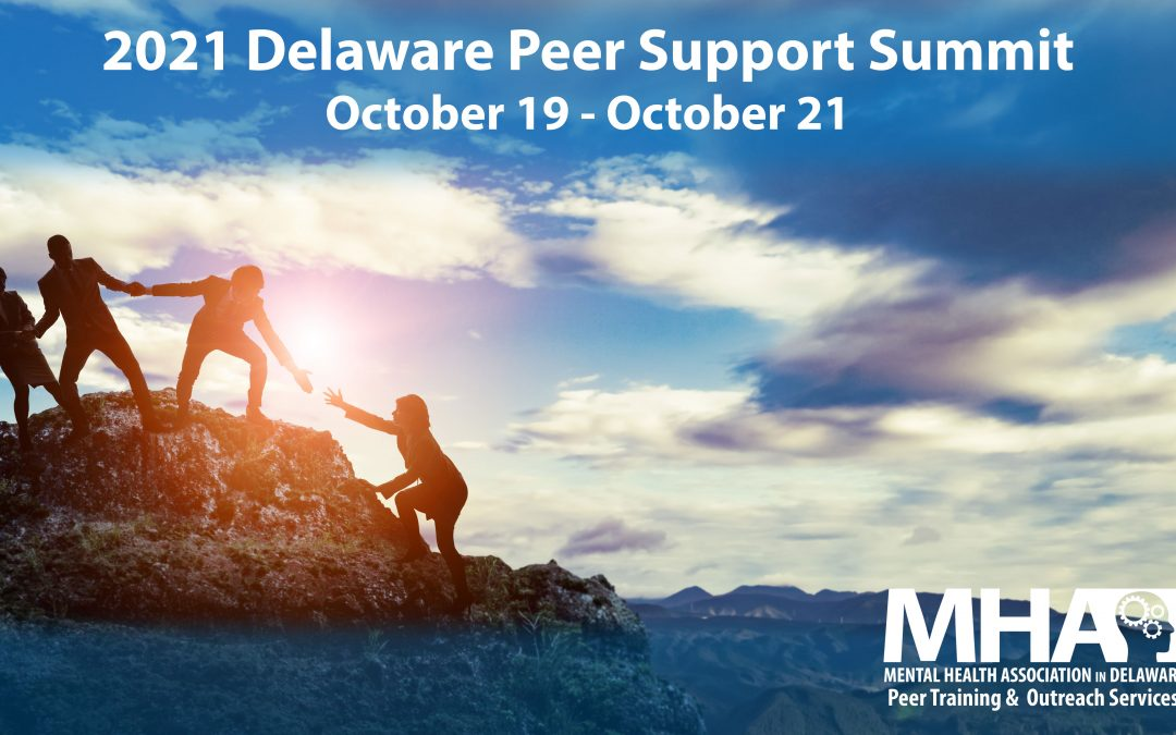 2021 Delaware Peer Support Summit