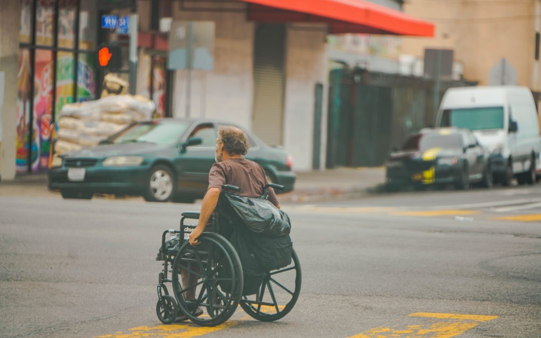 Intersectionality of Disability and Mental Health